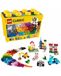 Lego Classic Large Creative Brick Building Blocks, Age 4+