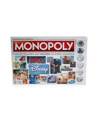 Hasbro Games Walt Disney Animation Monopoly, Age 8+