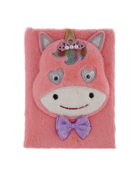 Princess Bella Plushnotebook, mix