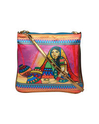 Sling Bag: S07-02, multicolour, multicolour