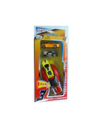 Maisto Launcher Set Tripple Car, Age 3+