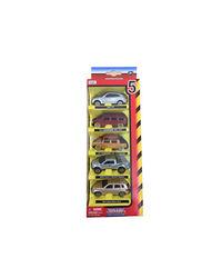 Maisto 5 Car Gift Pack Asst, Age 3+