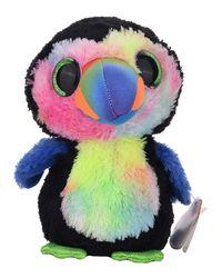 TY Soft Toys: Beaks - Toucan Bird, AGE 3+