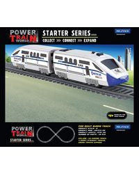 Power Train Turbo 8 Shaped Starter Series Train Set, Age 3+