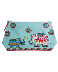 Jumbo Trunk Cosmetic Bag