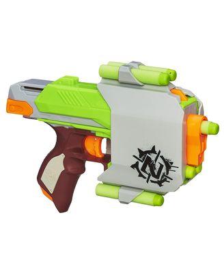 NERF Guns Zombie Strike Sidestrike Blaster, Age 8+