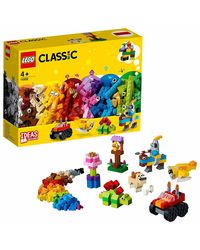 Lego Classic Basic Brick Set Building Blocks, Age 4+