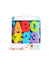 Munchkin Bath Letters & Numbers, Age 3+