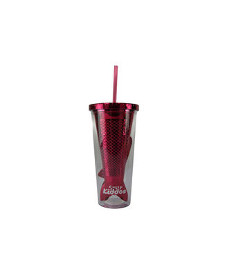 Smily Water Cup Pink