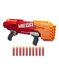 NERF Guns Mega Twinshock Blaster, Age 8+