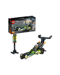 Lego Technic Dragster Building Blocks, Age 7+