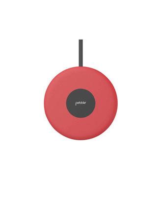 Pebble Sense Wireless Charging Pad - 10W Red