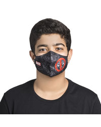Airific Marvel - Deadpool Badge Face Covering M