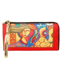 Wallets And Clutches: W01-04, multicolour