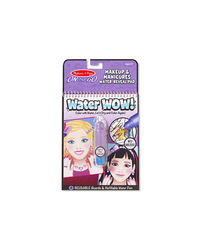 Melissa And Doug Water Wow! Make Ups & Manicures Water Reveal Pad, Age 3