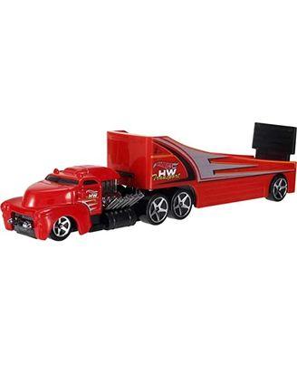 Hot Wheels Super Rigs Asst, Age 3+