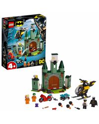 Lego Super Heroes Batman & Joker Building Blocks, Age 4+