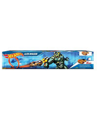 Hot Wheels Alien Invasion Advanced Trackset, Age 6 To 8 Years