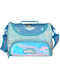 Frozen2 - Elsa - Holographic Lunch Bag, blue