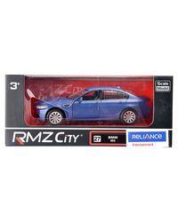Rmz City Die Cast BMW M5, Matte Bue (5-inch)