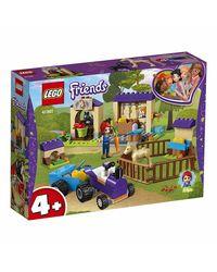 Lego Friends Mia'S Foal Stable Building Blocks, Age 4+
