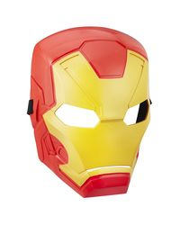 Avengers Iron Man Mask Age, 8+