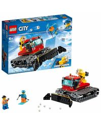 Lego City Show Groomer Building Blocks, Age 6+