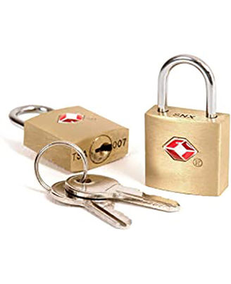 Travel Blue 2x Tsa Lock Padlock