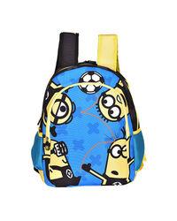 Minions Sport 2in1 Blue School Bag 41 cm