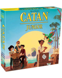 Asm - Catan Junior Board Game