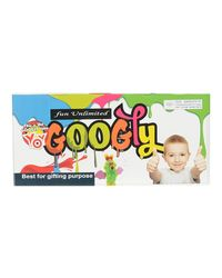Dr. Mady Googly Board Game, Age 6 To 8 Years