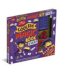The Coolest Magic Book Ever, na