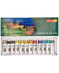 Student Oil Colours Tps Soc Box (9ml X 12 Shades)