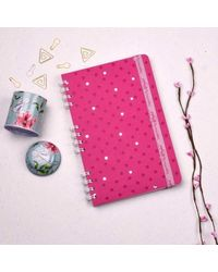 Imperfectly Perfect Notebook, pink