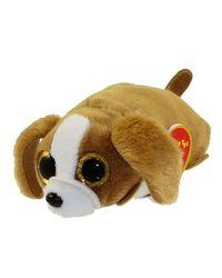 TY Soft Toys: Teenie Tinies Suzie - Brown & White Dog, AGE 3+