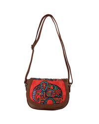 Sling Bag: S01-30R, sunset red, sunset red