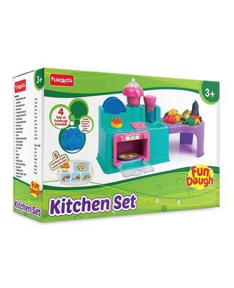Fundoh Kitchen Set, Age 3 To 5 Years