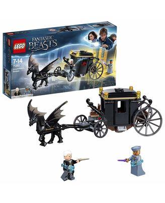 Lego Harry Potter Grindewald S Escape Building Blocks, Age 7+