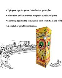 Kaadoo Board Game Csk Darto Magnetic Dart Game, Age 8+