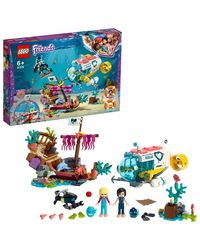 Lego Friends Dolphins Rescue Mission Building Blocks, Age 6+