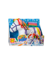 Alex Toys Color & Cuddlewashable Pony, Age 3+