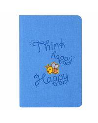 Doodle Notebook - Blue