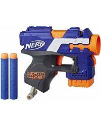 Nerf Micro Shot Gun, Age 9 To 12 Years