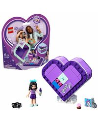 Lego Friends Emma'S Heart Box Building Blocks, Age 6+