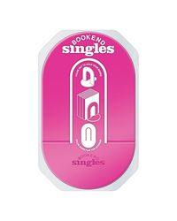 Bookend singles - pink gin