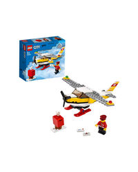 Lego City Mail Plane Building Blocks, Age 5+