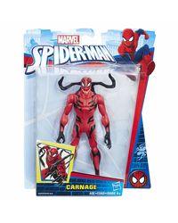 Marvel Spider-Man Figure Carnage, Red (6-inch)