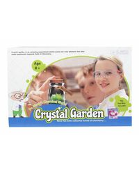Dr. Mady Crystal Garden, Age 8+