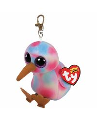 TY Soft Toys: Kiwi - Multicolor Kiwi Clip, AGE 3+