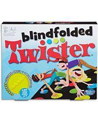 Hasbro Games Blindfolded Twister, Age 8+
